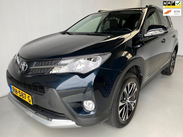 Toyota RAV4 2.0 Style Automaat 4WD Navi Climate+Cruise control