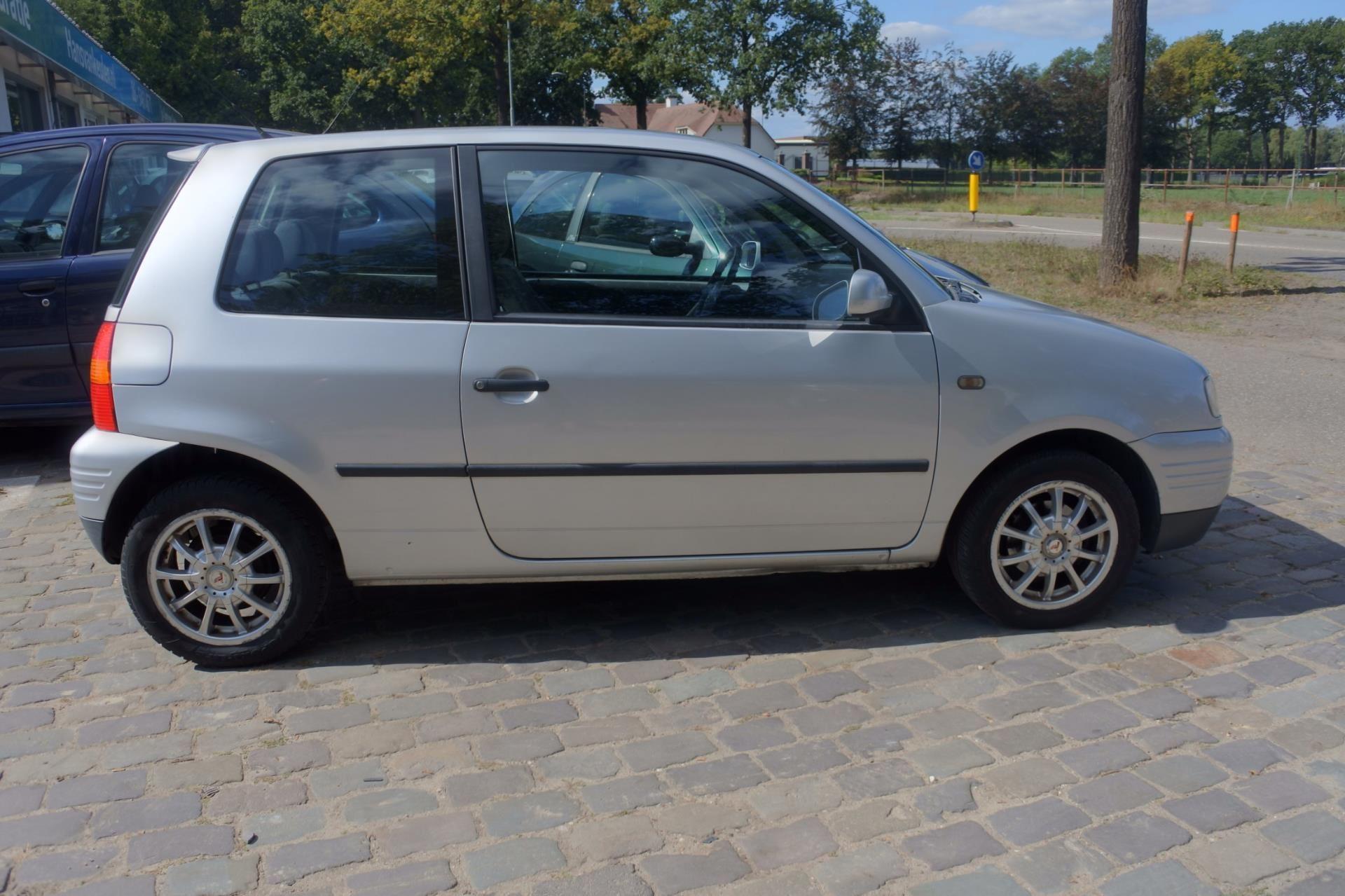 Seat Arosa occasion - Van Keulen Auto's