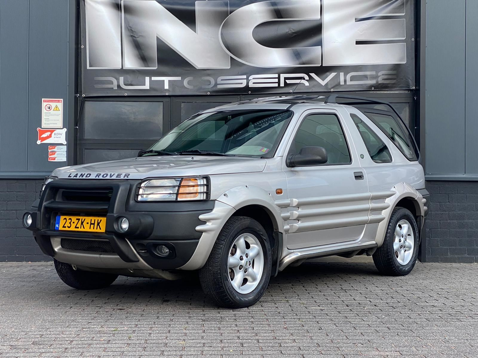 Land Rover Freelander occasion - Ince Autoservice