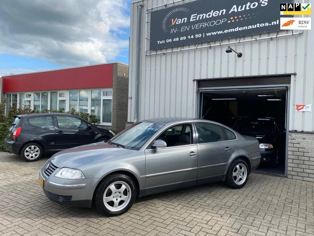 Volkswagen Passat occasion - Van Emden Auto`s