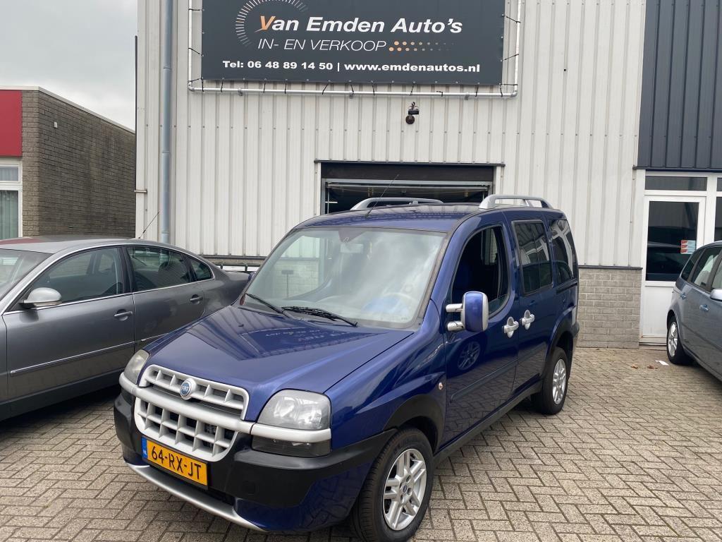 Fiat Doblò occasion - Van Emden Auto`s