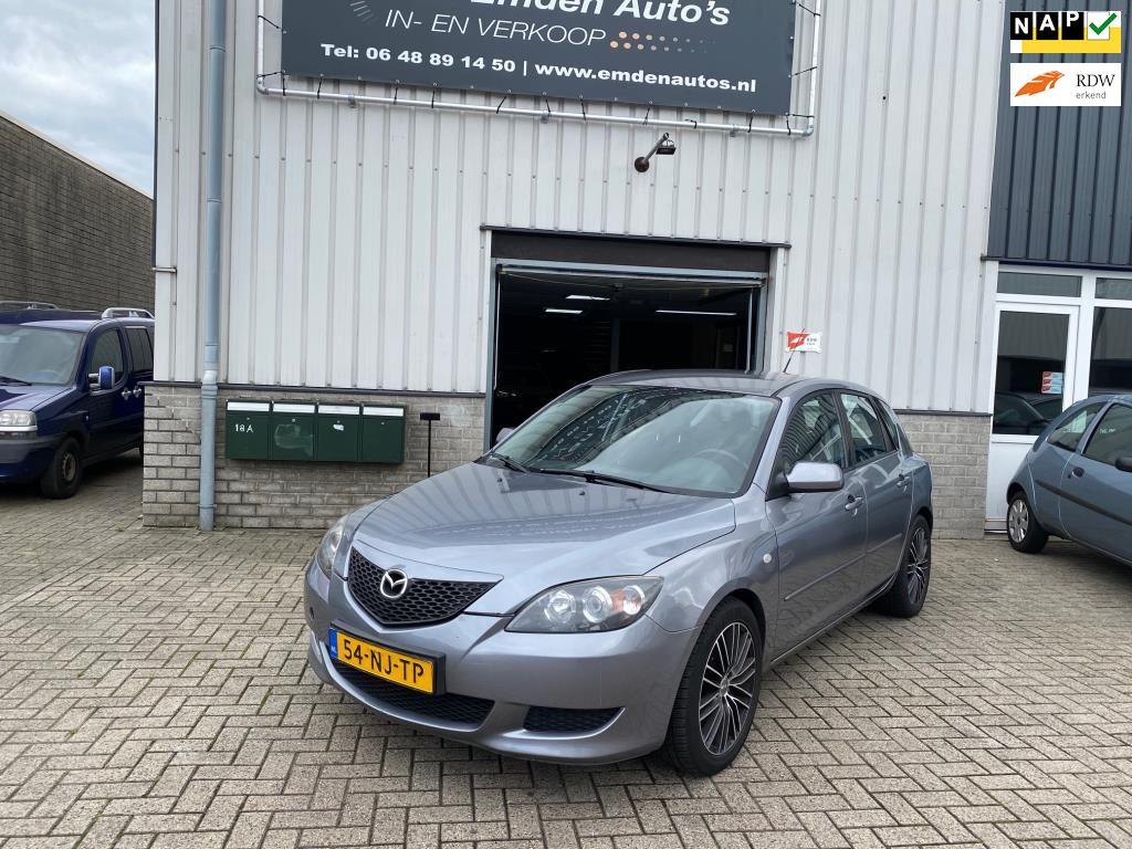 Mazda 3 Sport occasion - Van Emden Auto`s