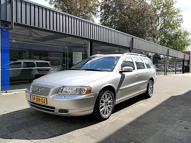 Volvo V70 2.4 Edition Sport Goed oh Automaat/Navi/Clima/ Cruise/PDC/Stoelverwarming/Electrische verstelbare stoel