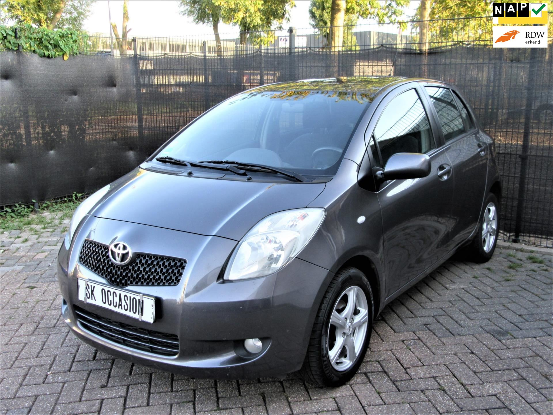 Toyota Yaris occasion - Sk Occasion
