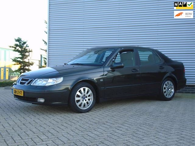 Saab 9-5 2.0t Linear Business Pack..NW apk..