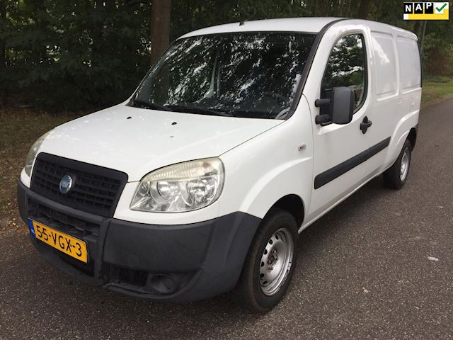 Fiat Doblò Cargo 1.3 MultiJet Basis Maxi, trekhaak