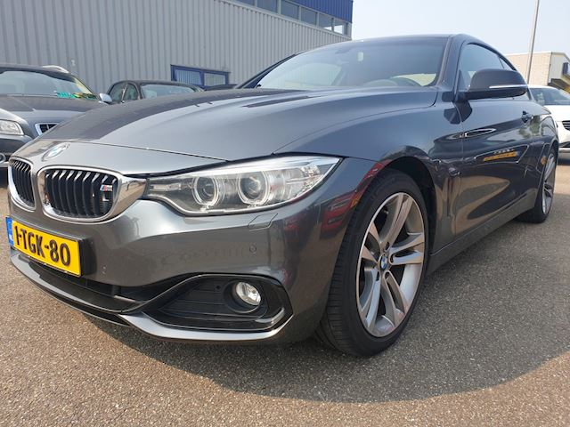 BMW 4-serie Coupé 420i High Executive Automaat Sport Leder Nieuwstaat
