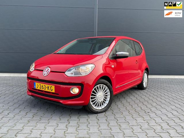 Volkswagen Up! 1.0 high up! nw apk ( zeer nette auto )