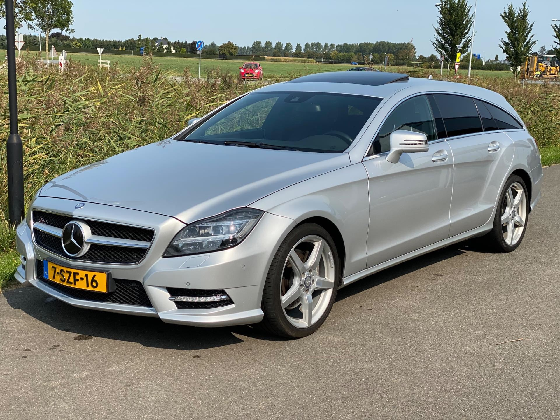 Mercedes-Benz CLS Shooting Brake occasion - Garage Casteels