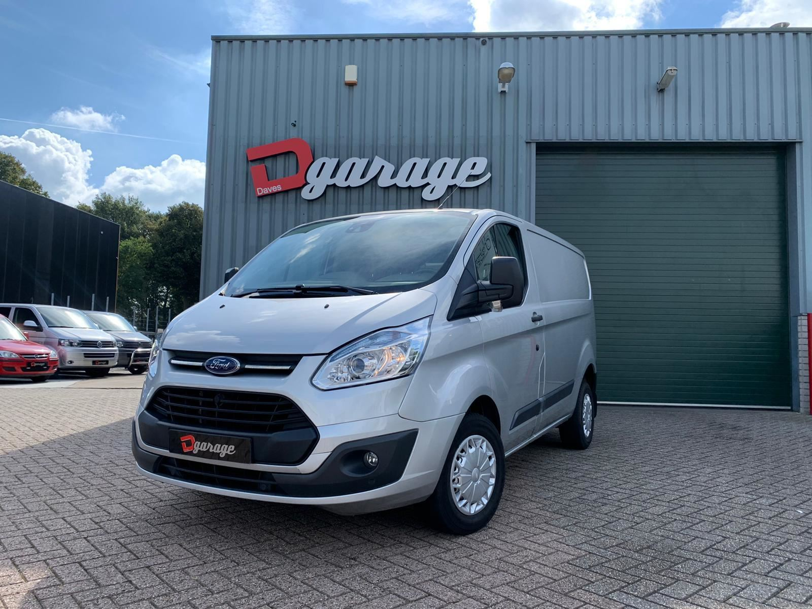 Ford Transit Custom occasion - Dave's Garage