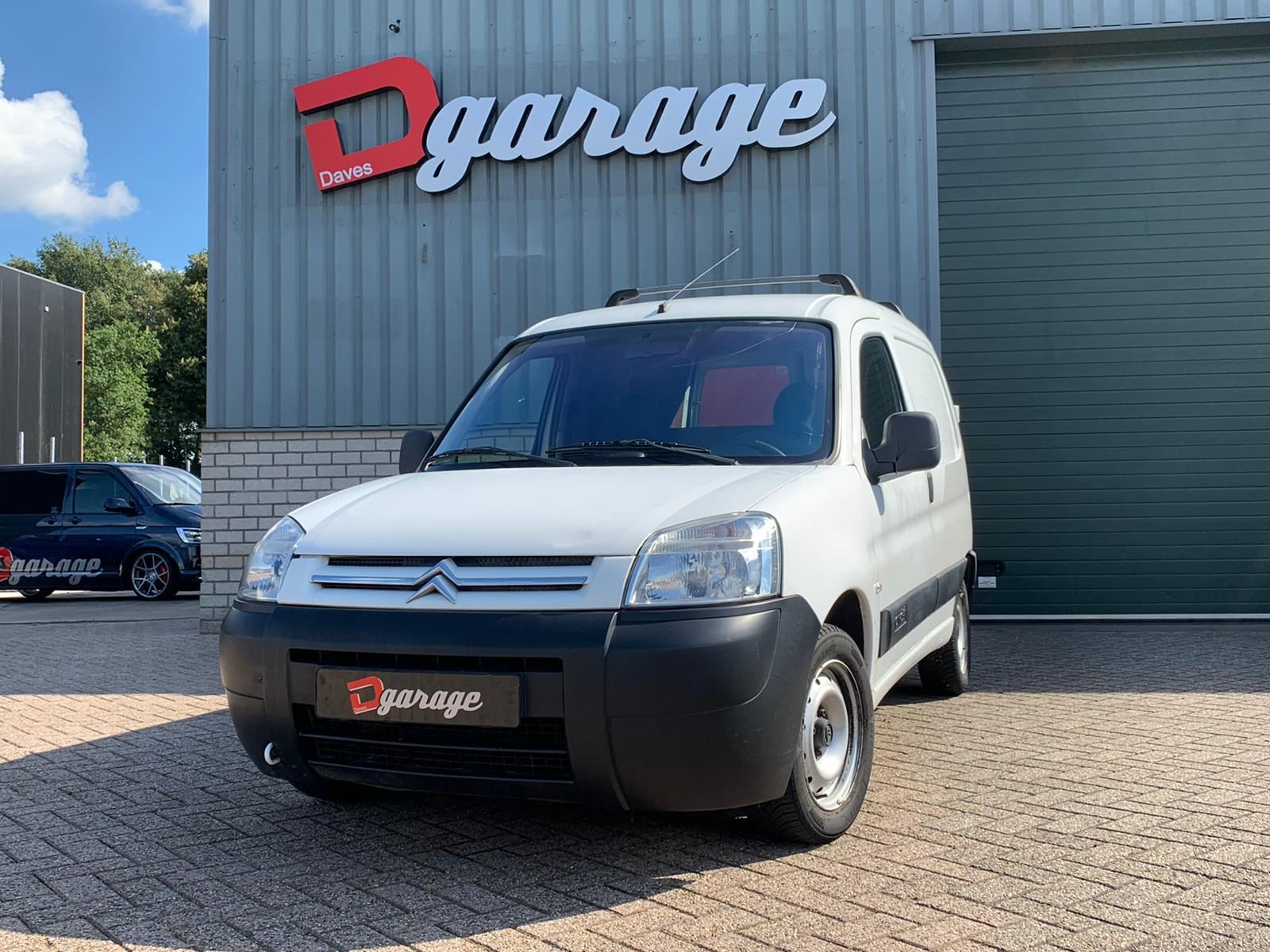 Citroen Berlingo occasion - Dave's Garage