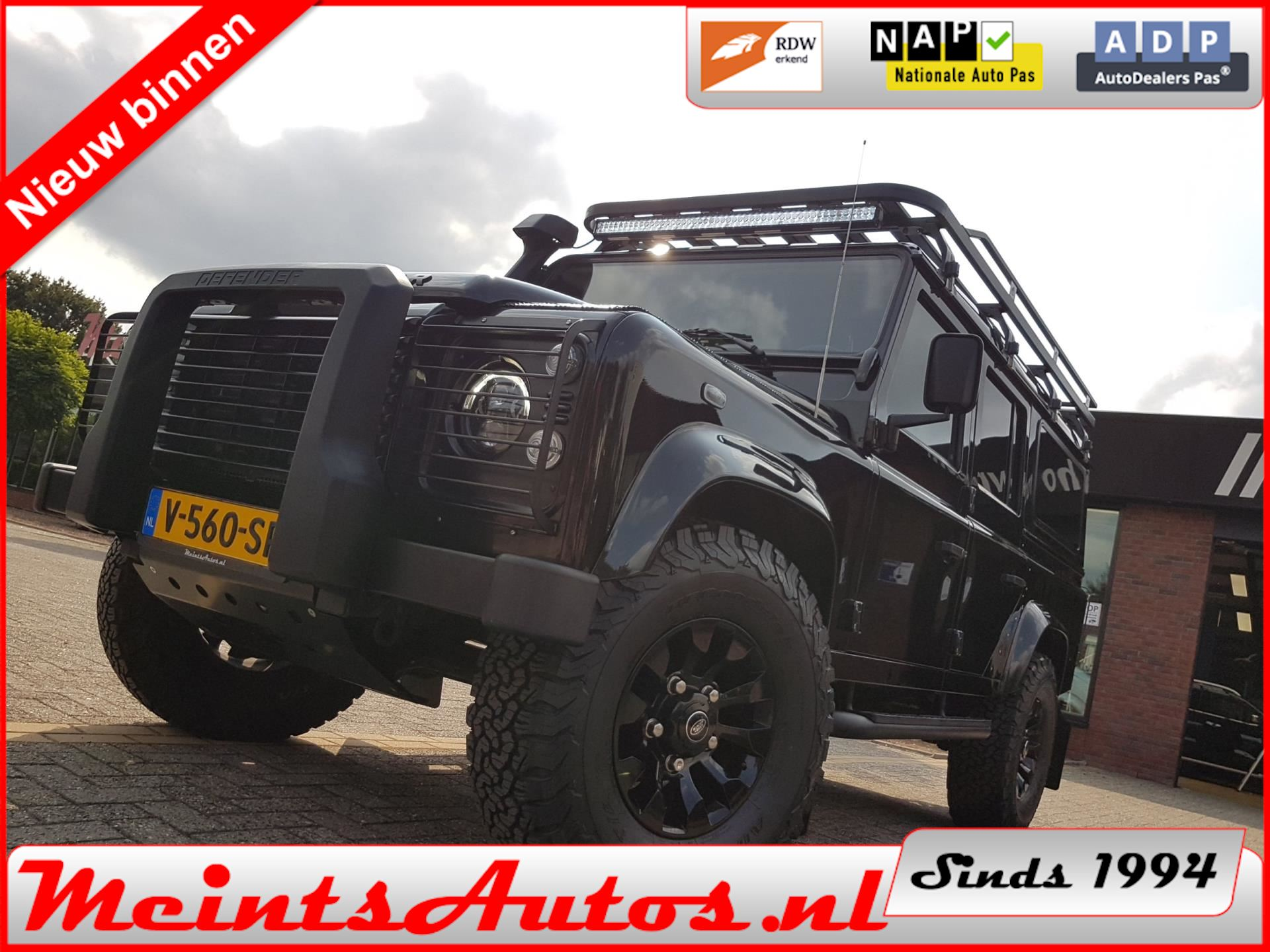 Land Rover Defender occasion - Meints Auto's B.V.