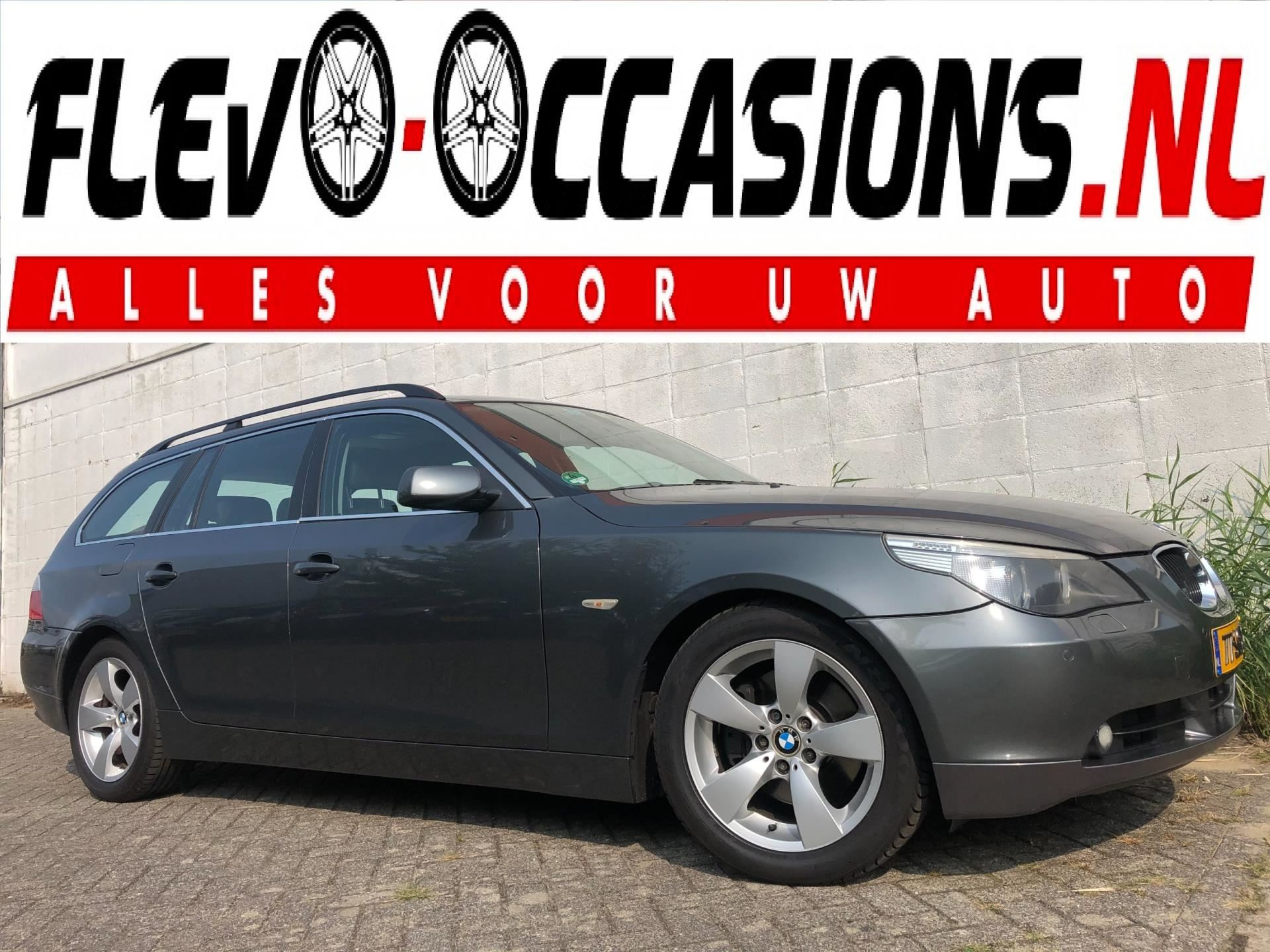 BMW 5-serie Touring occasion - Flevo Occasions