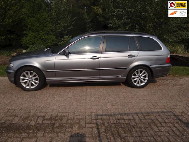 BMW 3-serie Touring 316i Young timer PDC/ECC/