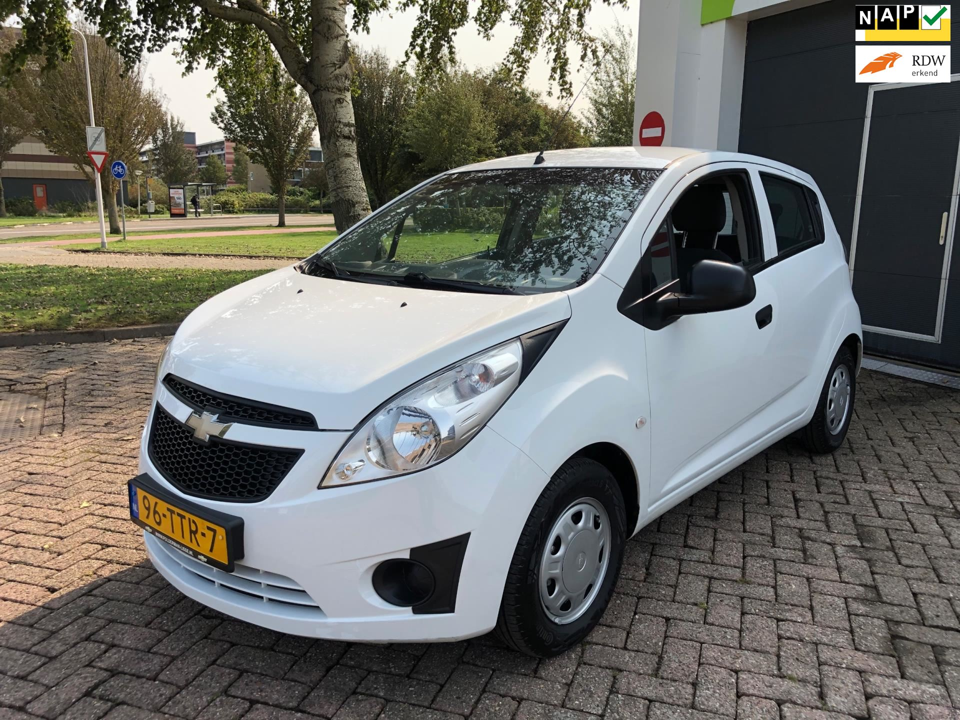 Chevrolet Spark occasion - Westland Occasion