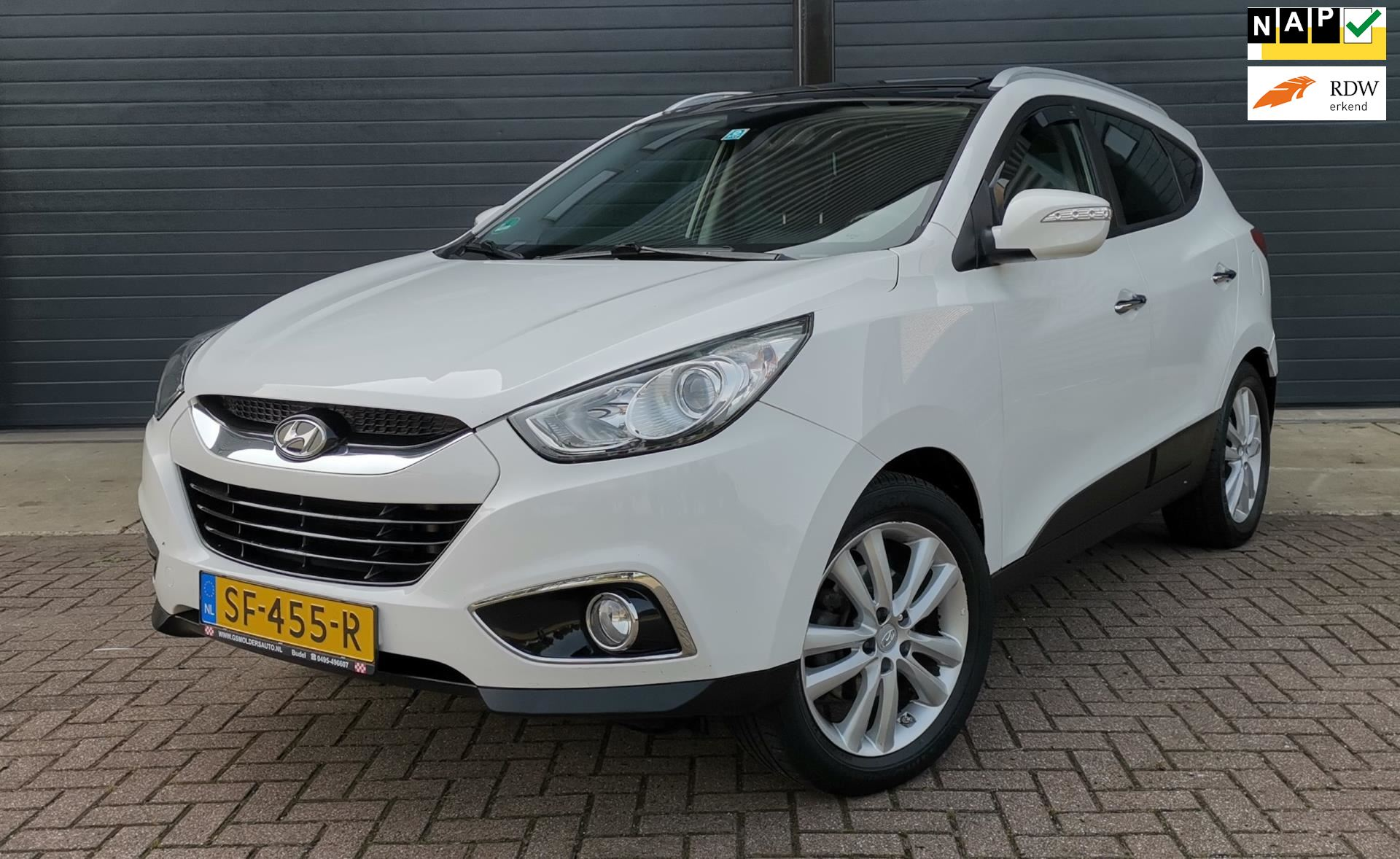 Hyundai Ix35 occasion - Car Trade Nass