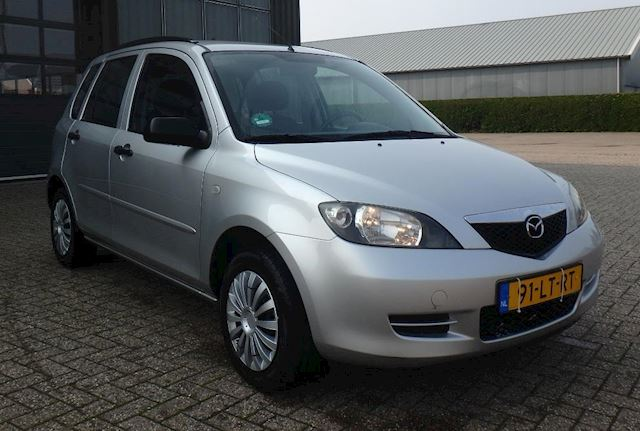Mazda 2 1.2 Exclusive !! VOL JAAR APK + 134.000 KM !!