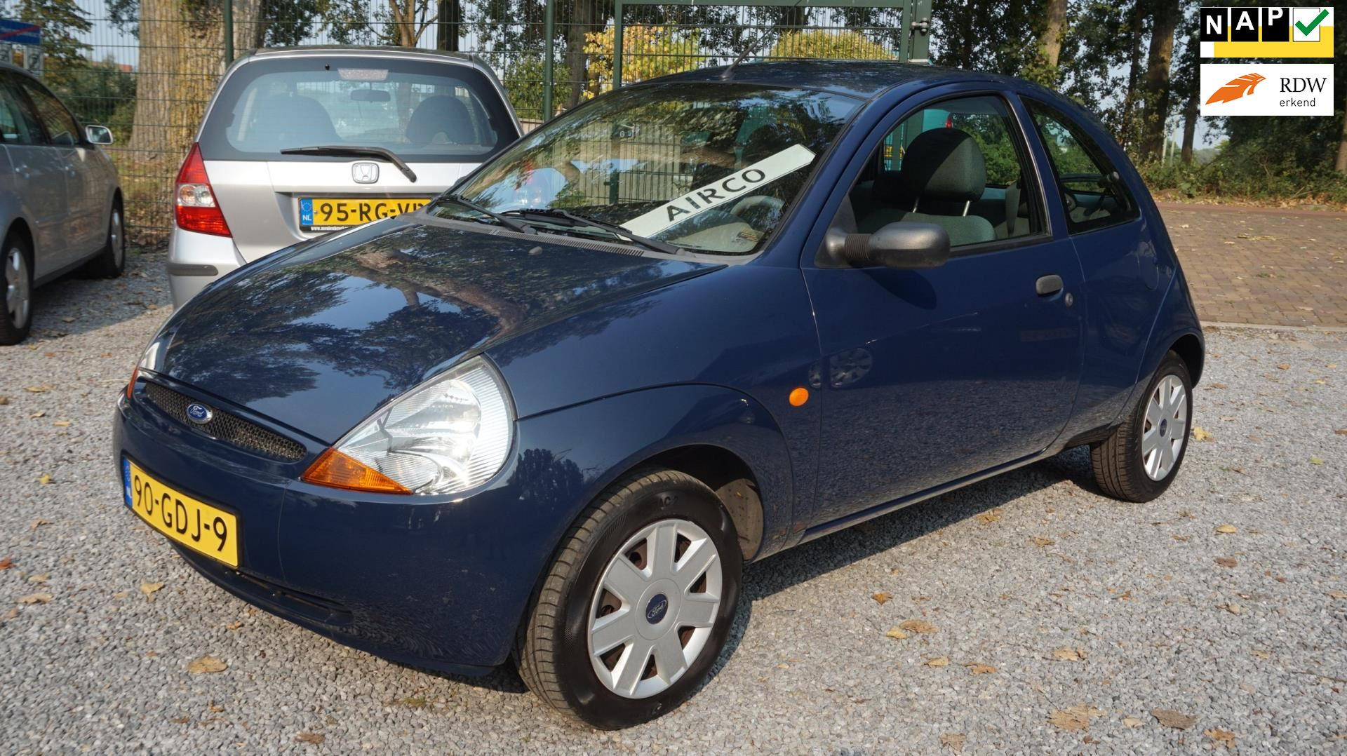 Ford Ka occasion - Ferry Meulenbroek Auto's