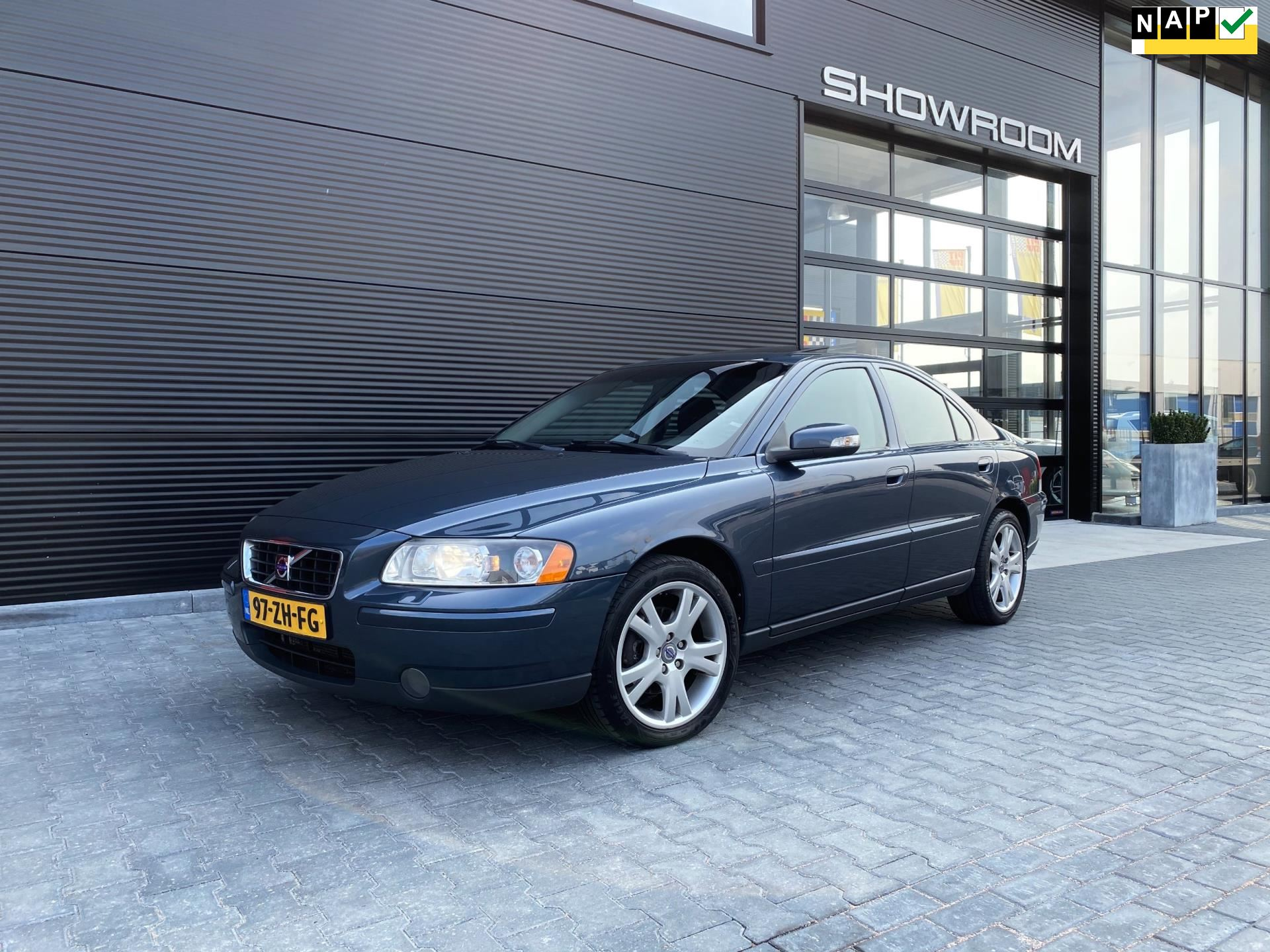 Volvo S60 occasion - Pitstop Car Trading