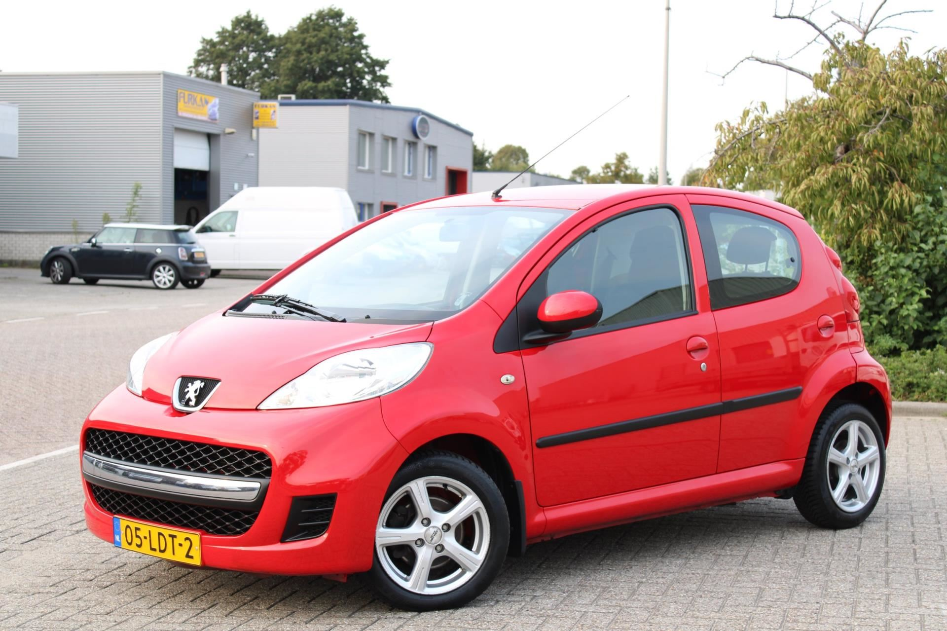Peugeot 107 occasion - A tot Z Auto's B.V.