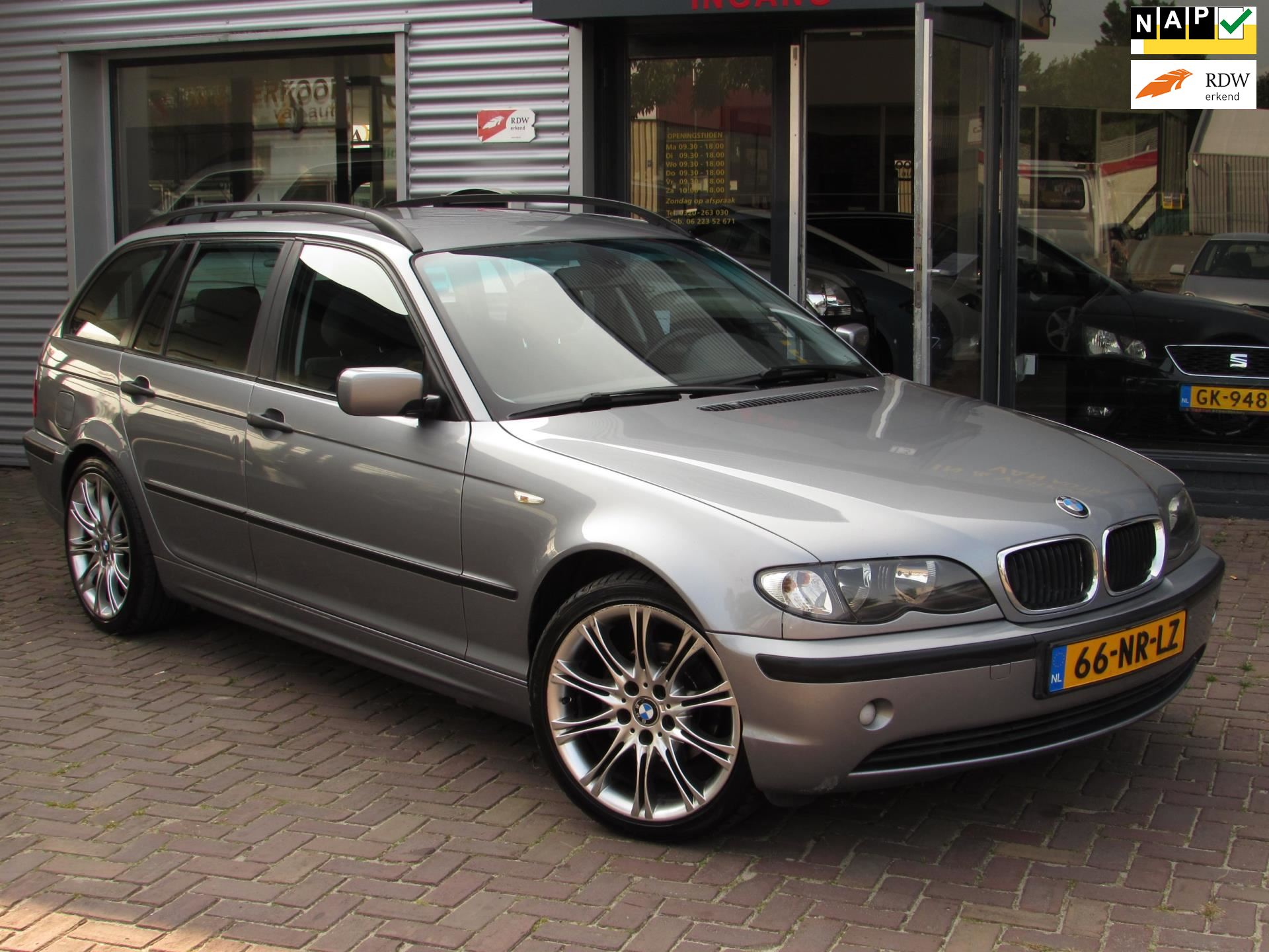 BMW 3-serie Touring occasion - D&M Cars