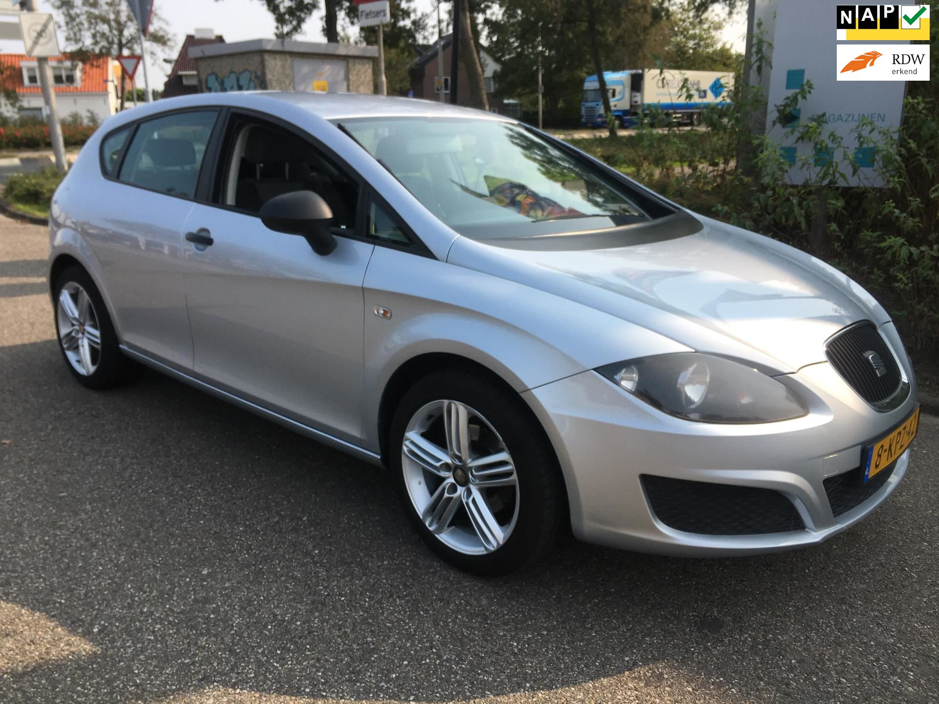 Seat Leon occasion - Honsel Occasions B.V.