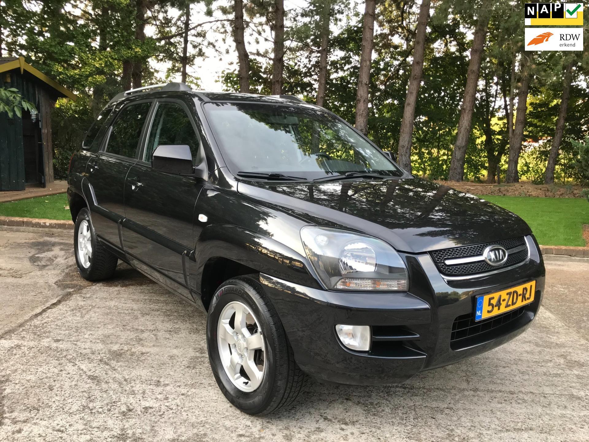 Kia Sportage occasion - Autobedrijf Kerkri