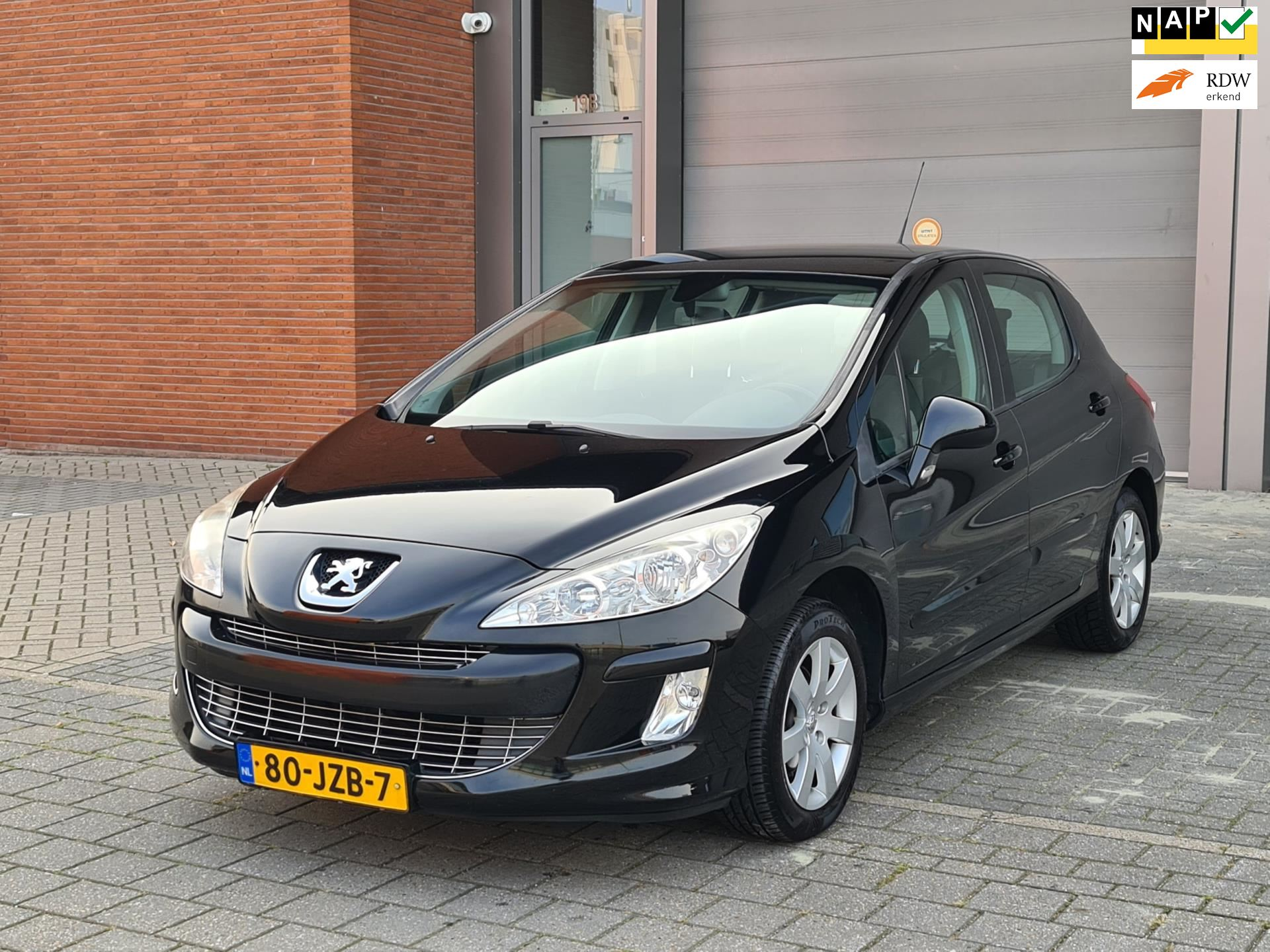 Peugeot 308 occasion - Staal Cars