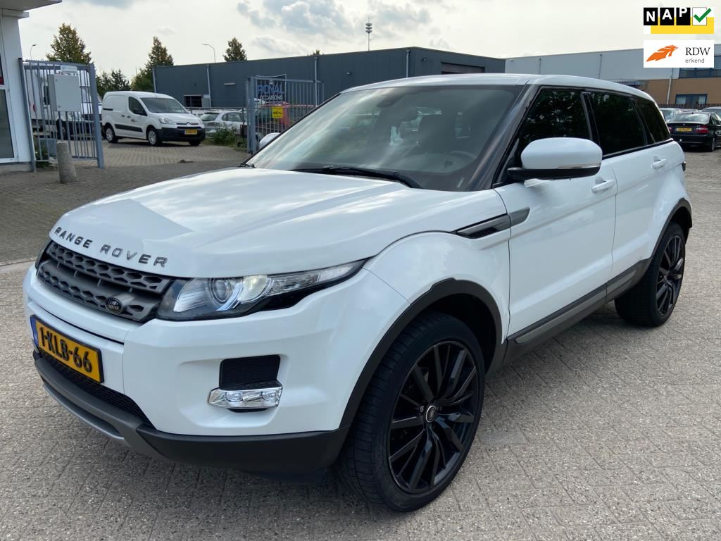 Land Rover Range Rover Evoque occasion - Makcars
