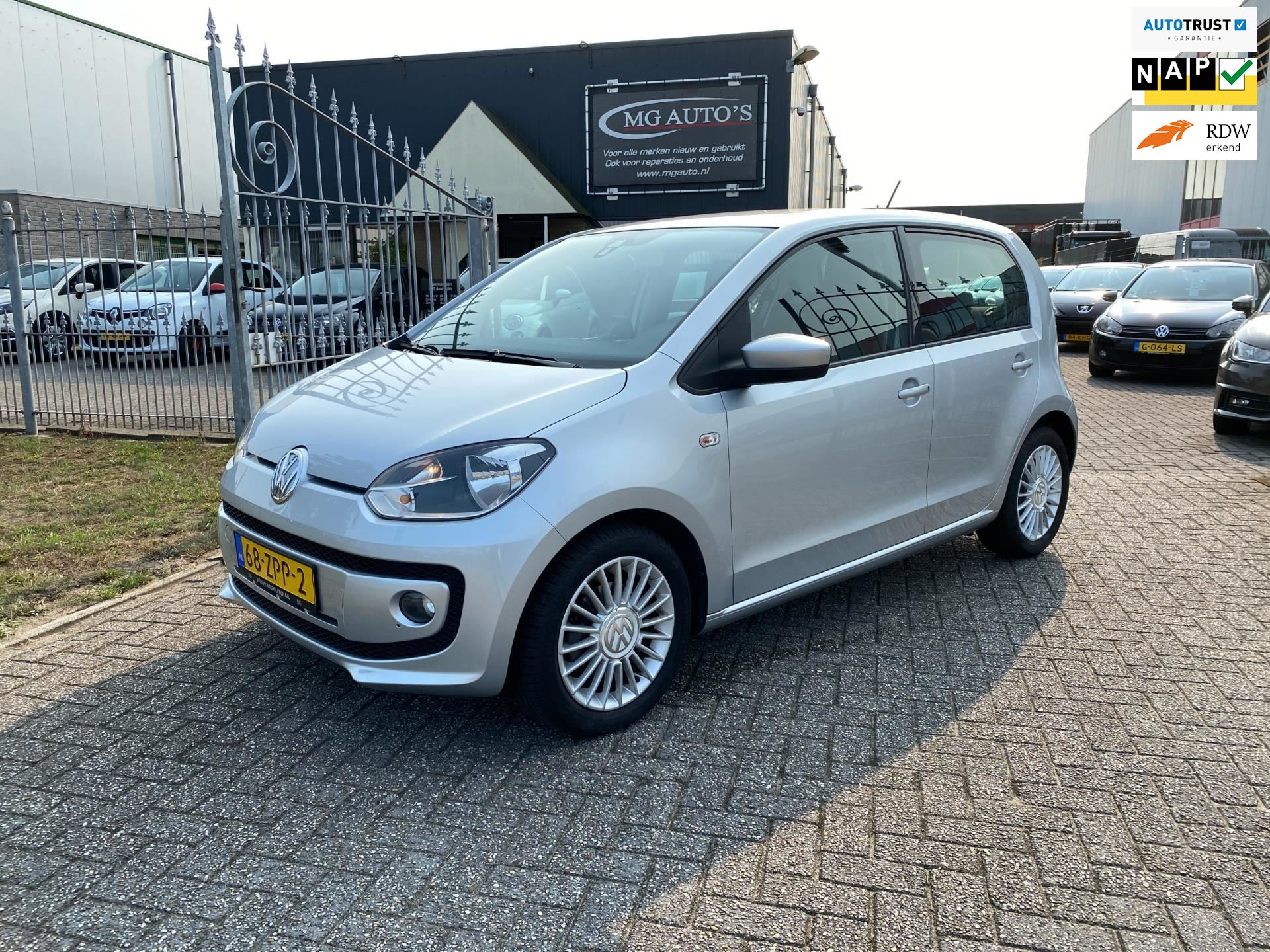 Volkswagen Up occasion - MG Auto's