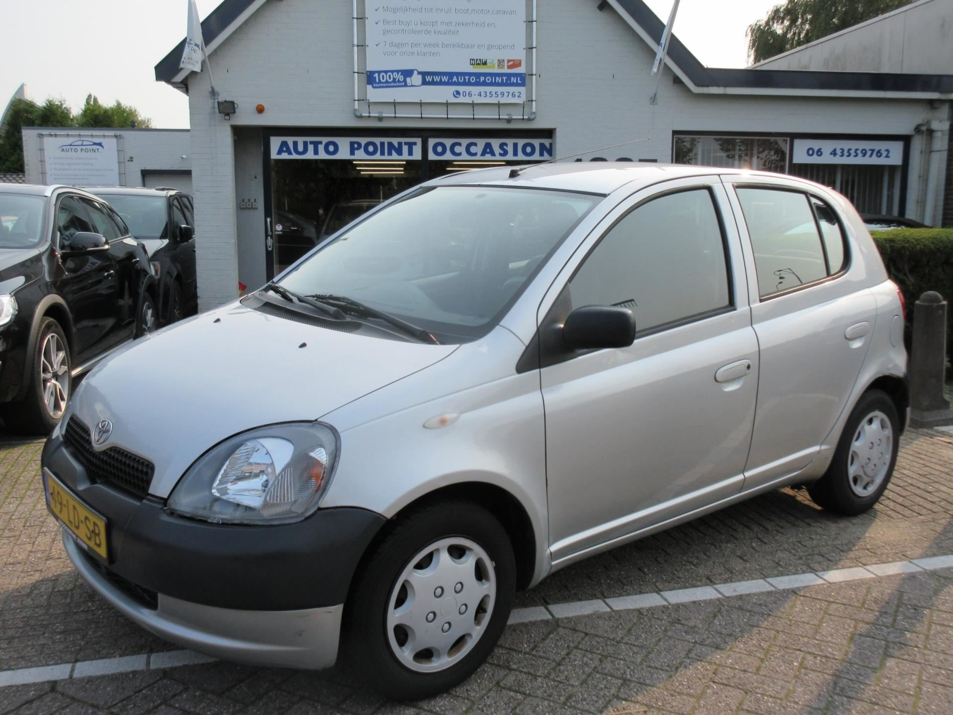 Toyota Yaris occasion - Auto Point