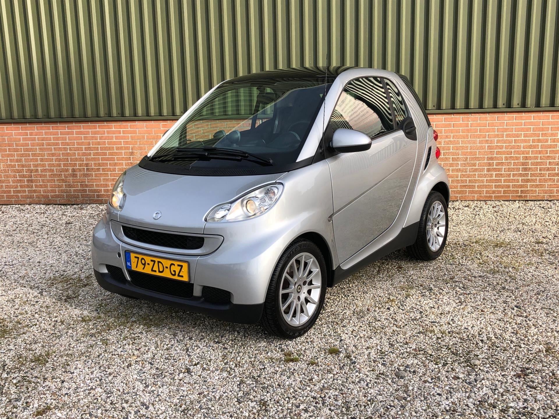 Smart Fortwo coupé occasion - AutoRais