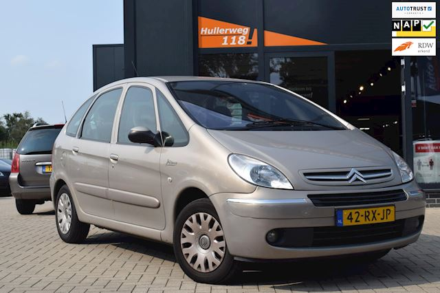 Citroen Xsara Picasso 2.0i-16V Attraction/2de eigenaar/airco/cruise/nw distributie