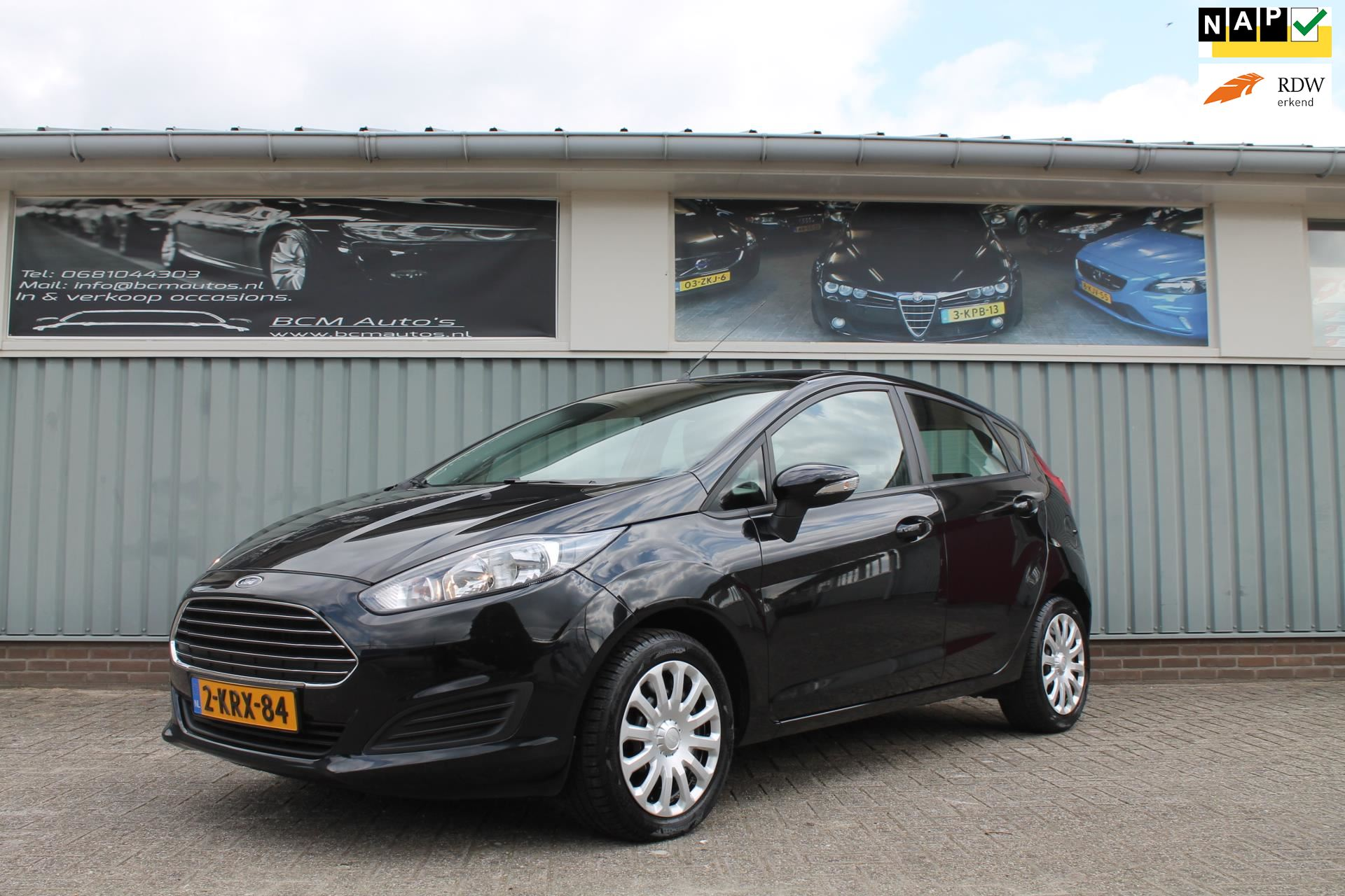 Ford Fiesta occasion - BCM Auto`s