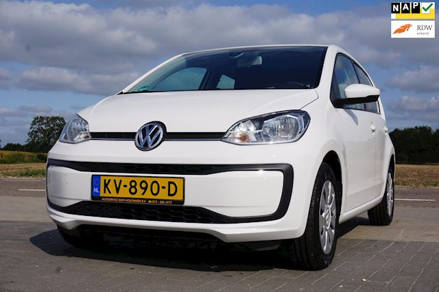 Volkswagen Up! 1.0 BMT move up! | AIRCONDITIONING