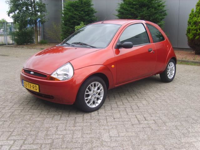 Ford Ka occasion - autobedrijf LO WOLTERS vof.