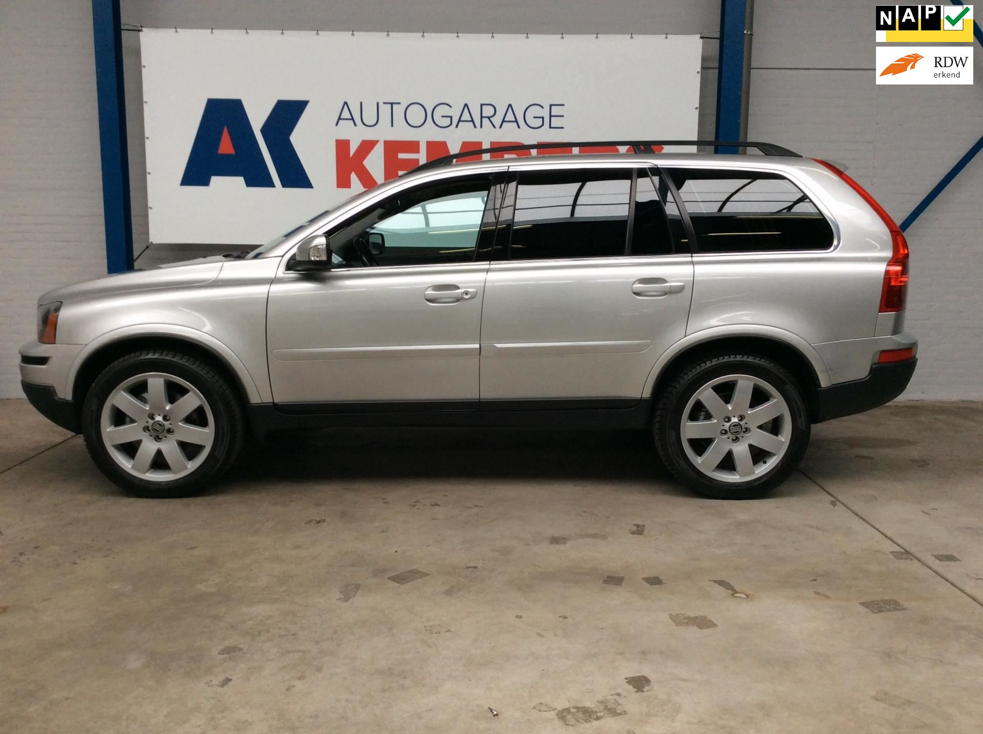 Volvo XC90 occasion - Autogarage Kempers