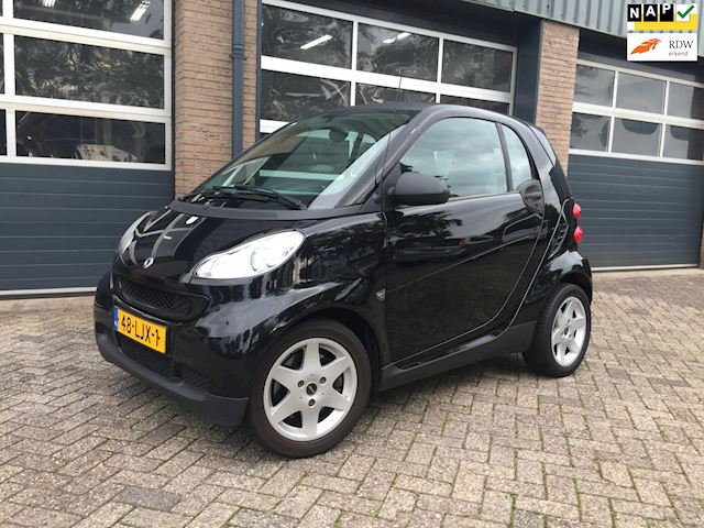 Smart Fortwo coupé 1.0 mhd Pure Plus Airco Navi
