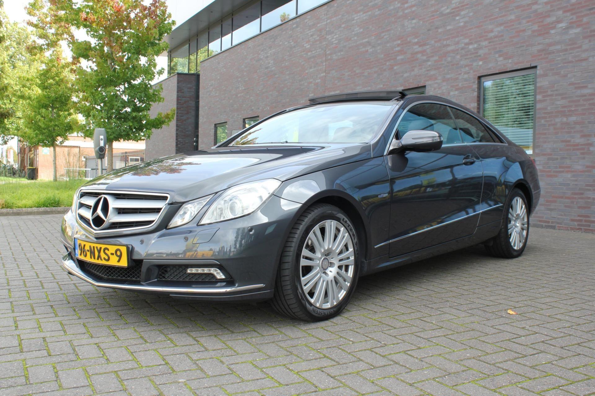 Mercedes-Benz E-klasse Coupé occasion - Autoflex Grootebroek