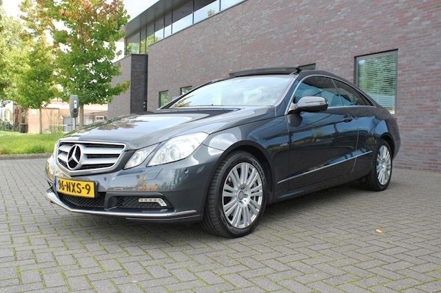 Mercedes-Benz E-klasse Coupé 350 CDI Elegance FULL OPTION