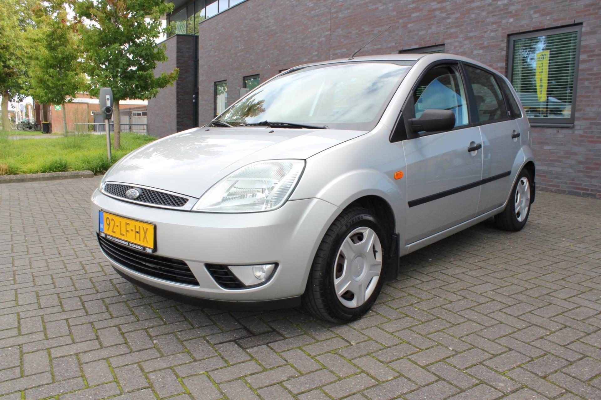 Ford Fiesta occasion - Autoflex Grootebroek