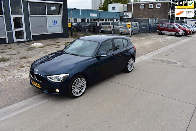 BMW 1-serie 116i Upgrade Edition