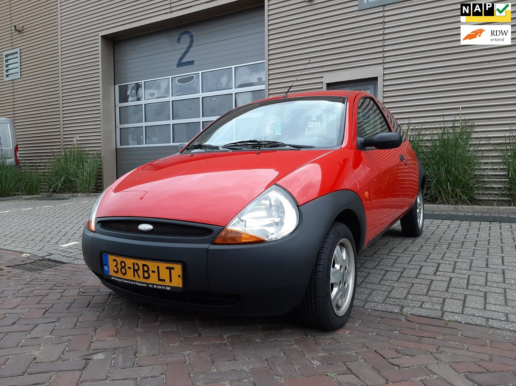 Ford Ka occasion - Koray Auto's