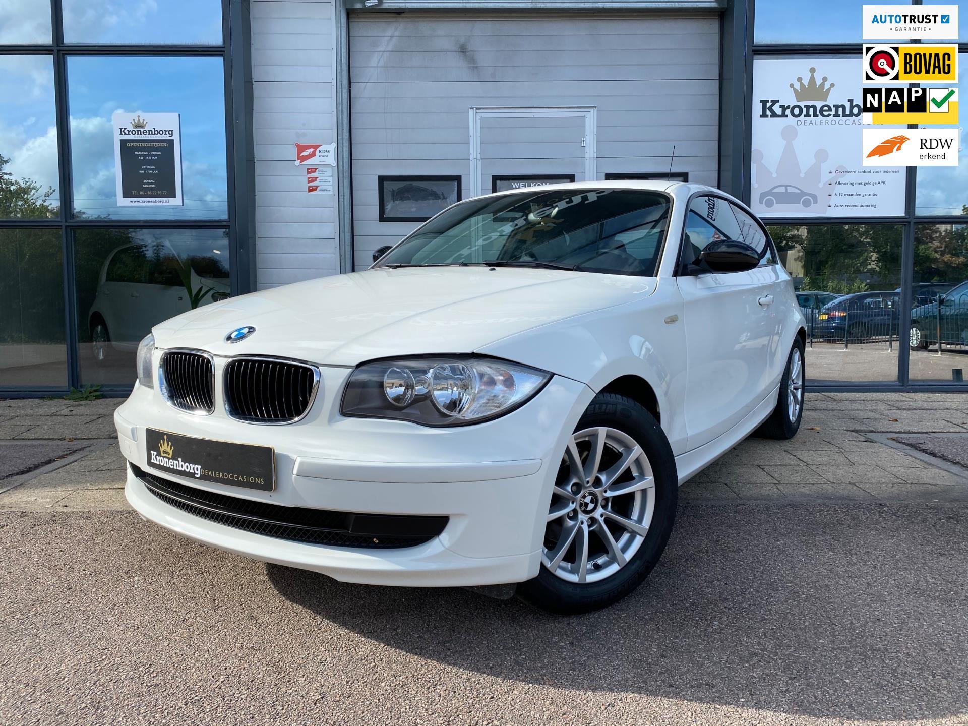 BMW 1-serie occasion - Kronenborg