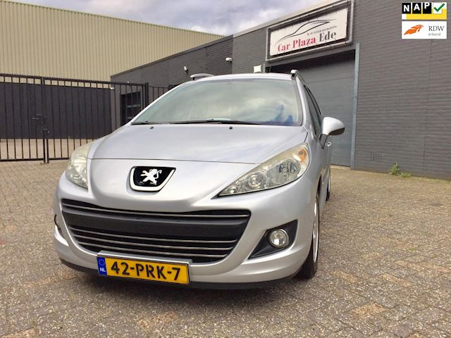 Peugeot 207 SW 1.4 VTi Style Airco Cruise LM-Wielen APK NAP.