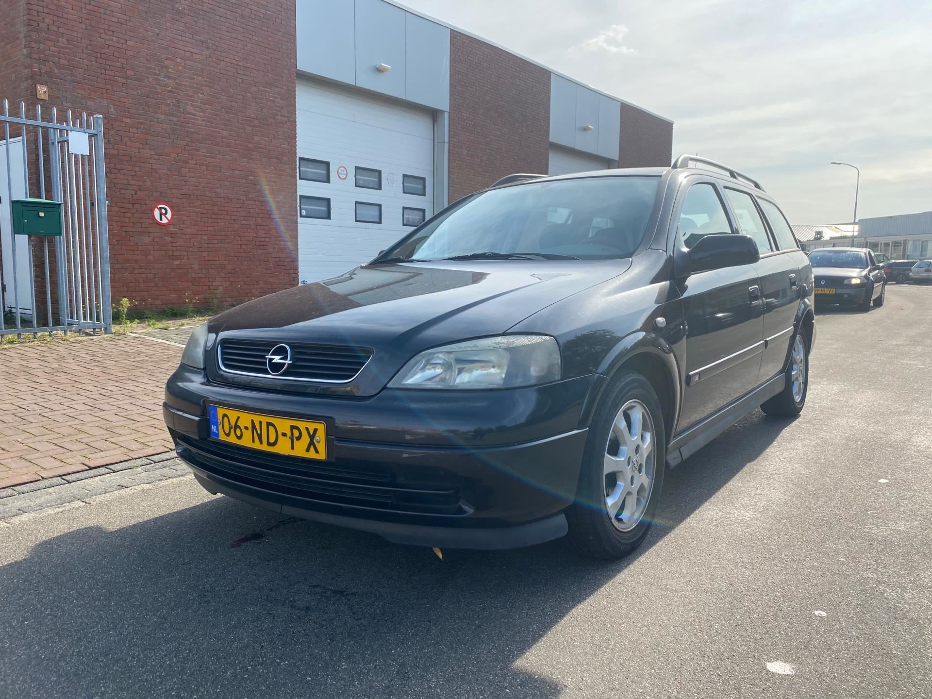 Opel Astra Wagon occasion - BVM Auto's