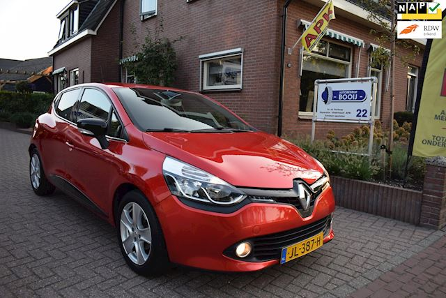 Renault Clio 1.2 GT/AUTOMAAT/AIRCO/CRUISE/NAVI/PDC/TREKHAAK/NETTE STAAT!