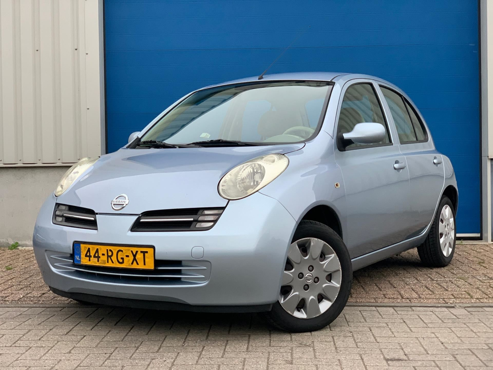 Nissan Micra occasion - Autohandel Hulst
