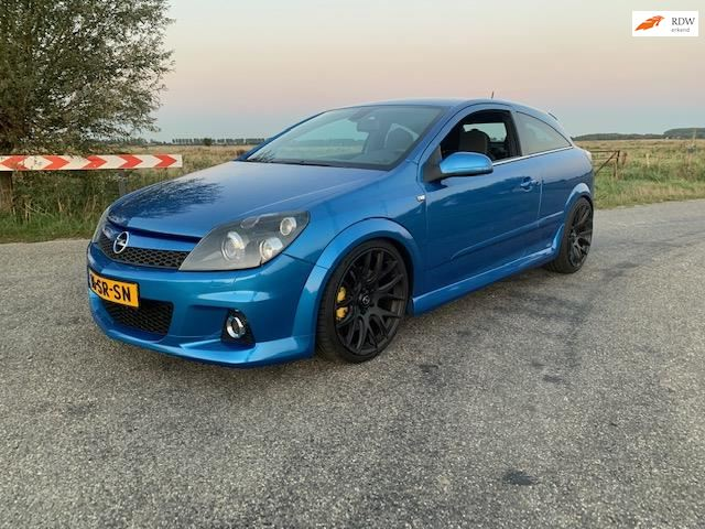 Opel Astra GTC occasion - Autohandel Hulst