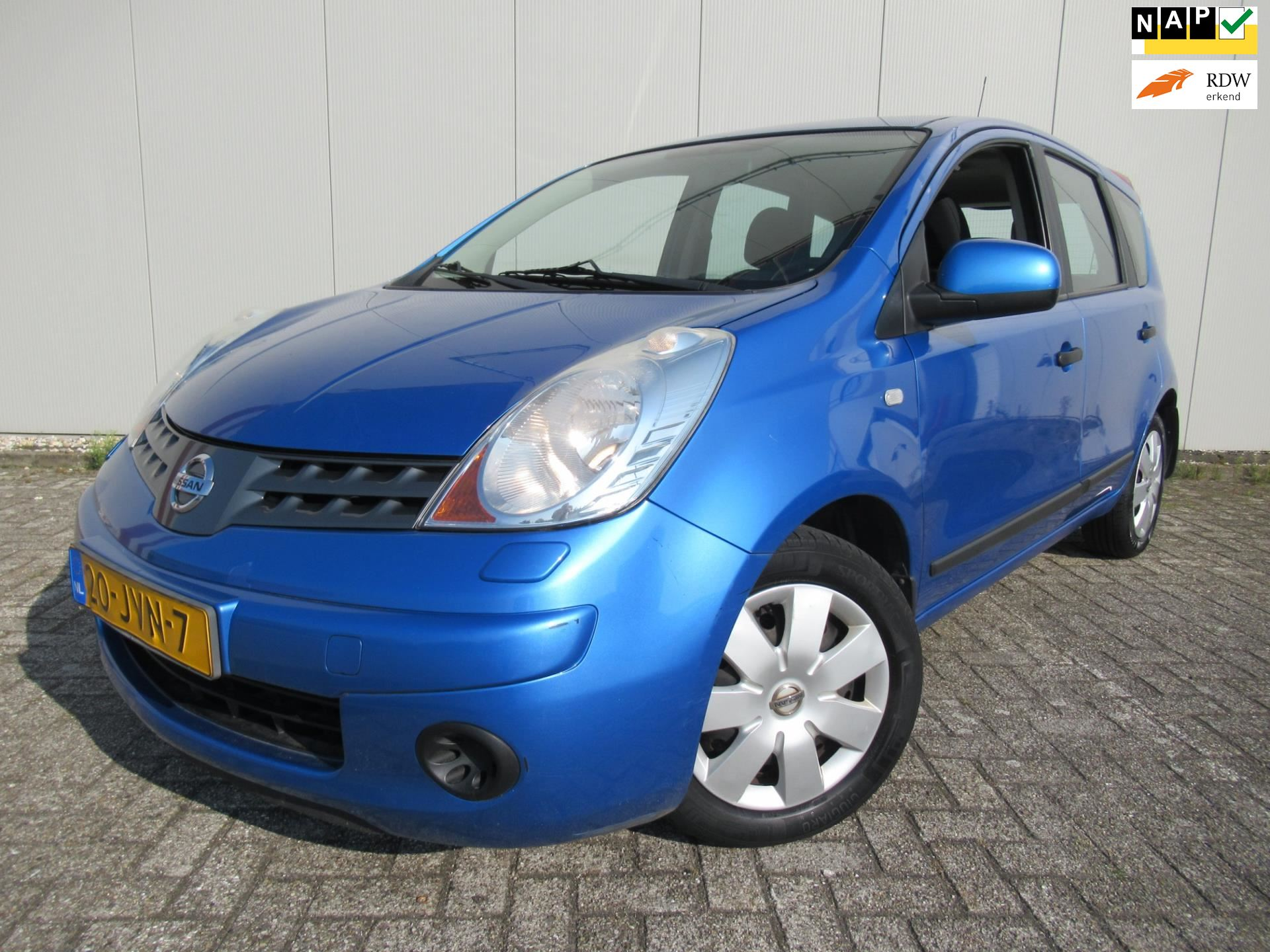 Nissan Note occasion - FR Cars